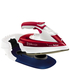 Tefal FV9970G0 Freemove Steam Iron - Red: Image 1