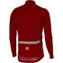 Castelli Costante Long Sleeve Jersey - Red/Grey: Image 2