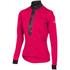 Castelli Women's Sorriso Long Sleeve Jersey - Pink/Grey: Image 1