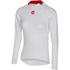 Castelli Women's Prosecco Long Sleeve Base Layer - White: Image 1