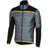 Castelli Cross Prerace Jacket - Grey/Black: Image 1