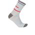 Castelli Incendio 12 Cycling Socks - Grey: Image 1