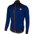 Castelli Potenza Long Sleeve Jersey - Blue: Image 1