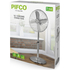 Pifco P40002 16 Inch Chrome Stand Fan: Image 4