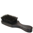 Denman Jack Dean Beech Wood Dark Finish Club Brush: Image 1