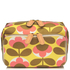 Orla Kiely Oval Flower Wash Bag: Image 1
