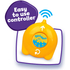 Teletubbies Radio Control Inflatable - Tinky Winky: Image 2