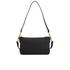 Lauren Ralph Lauren Women's Pam Mini Shoulder Bag - Black: Image 7