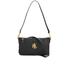 Lauren Ralph Lauren Women's Pam Mini Shoulder Bag - Black: Image 1