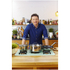 Jamie Oliver by Tefal Stainless Steel Serving Pan - 25cm: Image 2