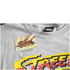 Capcom Street Fighter Men's Street Fighter II T-Shirt - Grey: Image 2