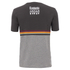 Santini Il Lombardia T-Shirt - Grey: Image 2
