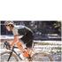 Santini Il Lombardia Bib Shorts - Black: Image 4
