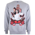Star Wars Men's Christmas Choir Crew Sweatshirt - Grey Heather: Image 1