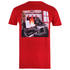 Star Wars Men's Vader Piano T-Shirt - Red: Image 1
