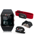 Polar V800 GPS Sports Watch Combo with Heart Rate Monitor - Black: Image 1