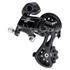 Campagnolo Athena Triple 11 Speed Rear Derailleur - Black: Image 1