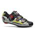 Sidi Genius 7 Cycling Shoes - Black/Silver/Yellow Fluro: Image 1