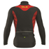 Alé Nordik Medium Jacket - Black/Red: Image 2