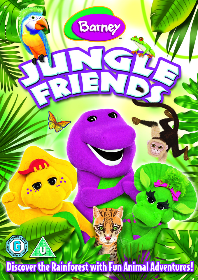 barney-jungle-friends