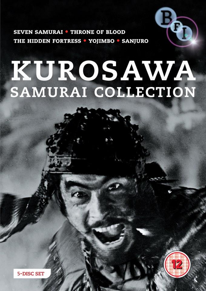 akira-kurosawa-the-samurai-collection