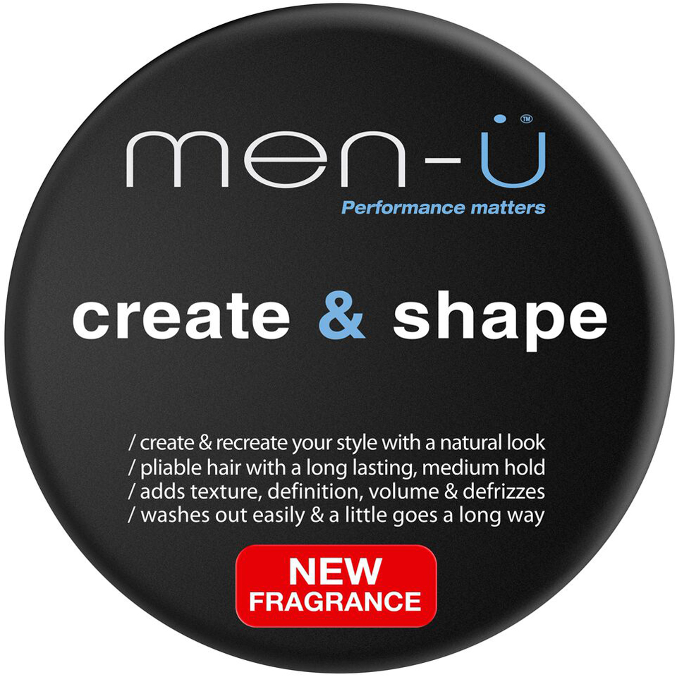 Image For men-ü Create and Shape (100ml)