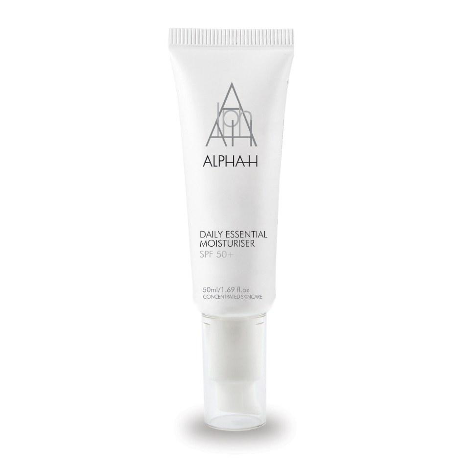 alpha-h-daily-essential-moisturiser-spf50-50ml