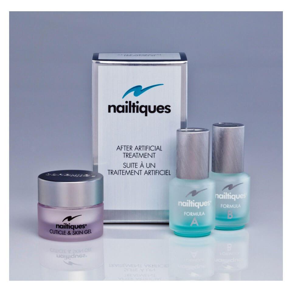 Nailtiques After - Artificial Treatment (zur Pflege des Nagels nach künstlichen Nägeln)