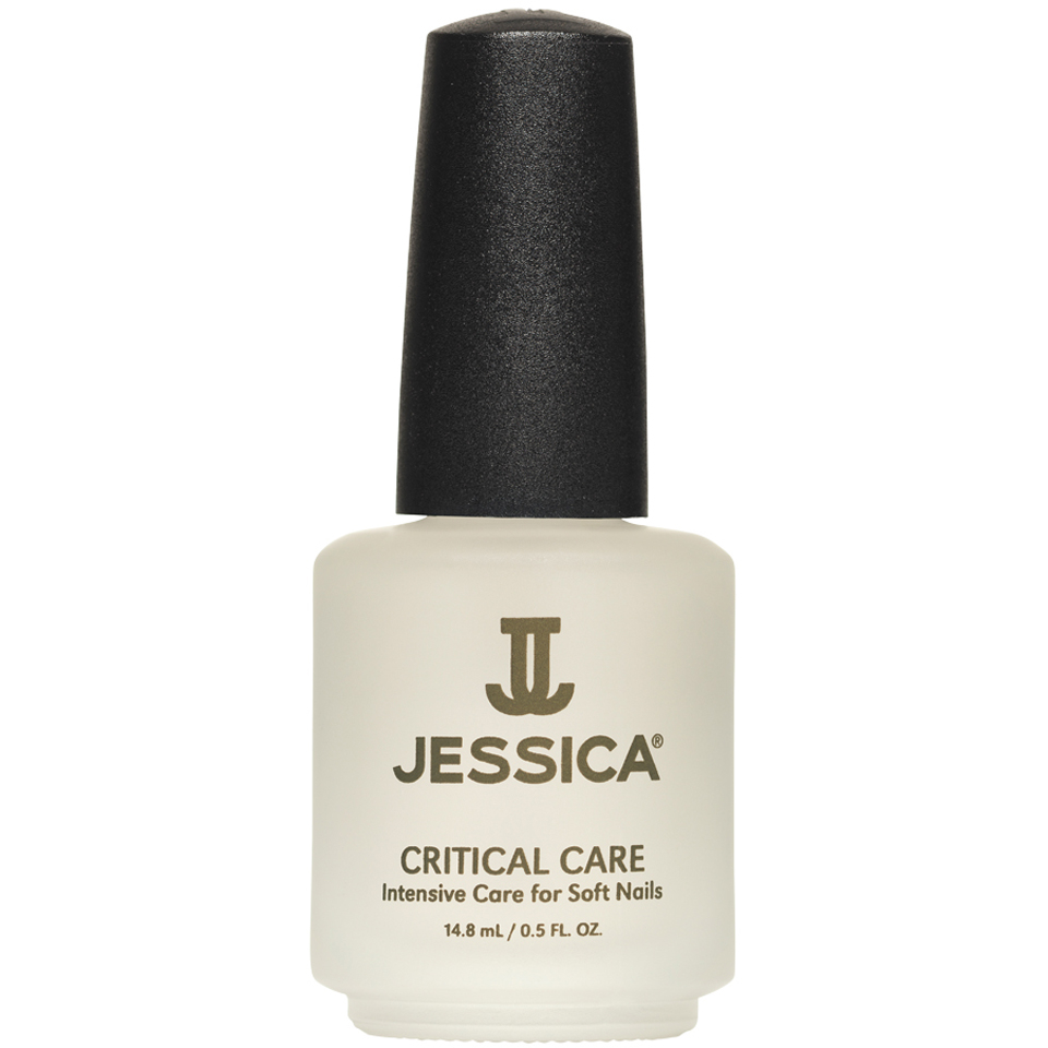 Köpa billiga Jessica Critical Care Basecoat & Topcoat For Soft Nails (14.8ml) online
