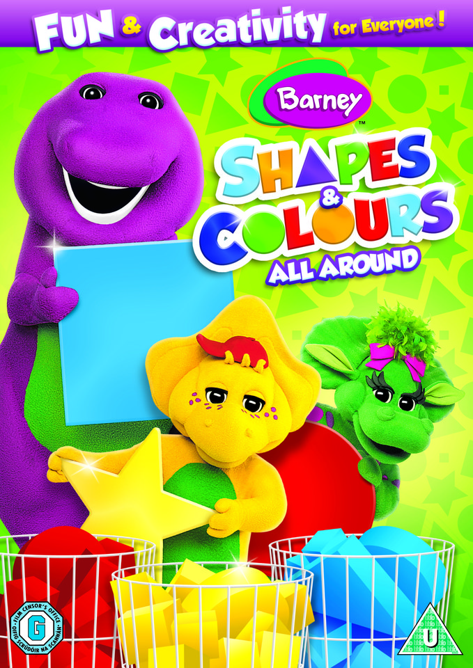 barney-shapes-colours-all-around
