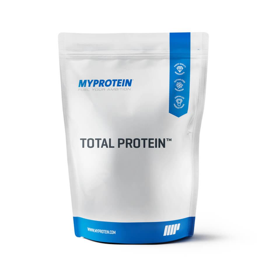 Foto Total Protein, Fragola panna, Sacchetto, 5 kg Myprotein