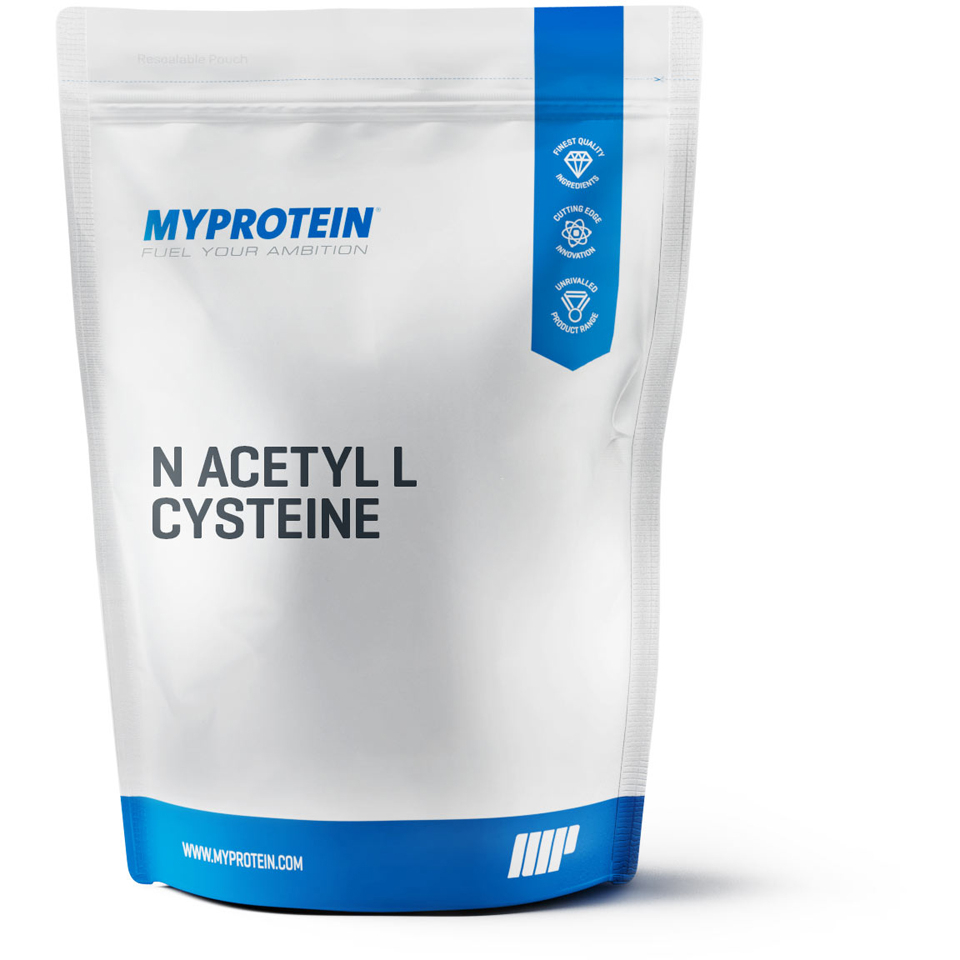 Foto N Acetyl L Cysteine NAC - 200g Myprotein