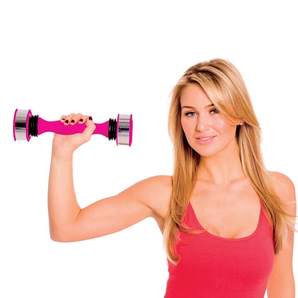 Fitness Dvd For Very Unfit: Shake Weight