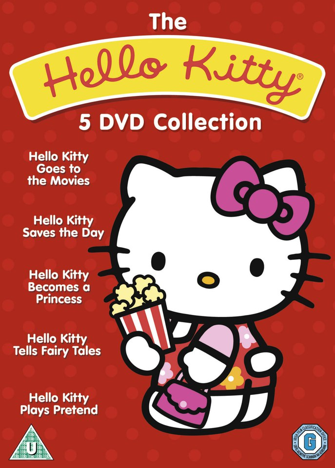 Hello Kitty Complete Box Set Dvd