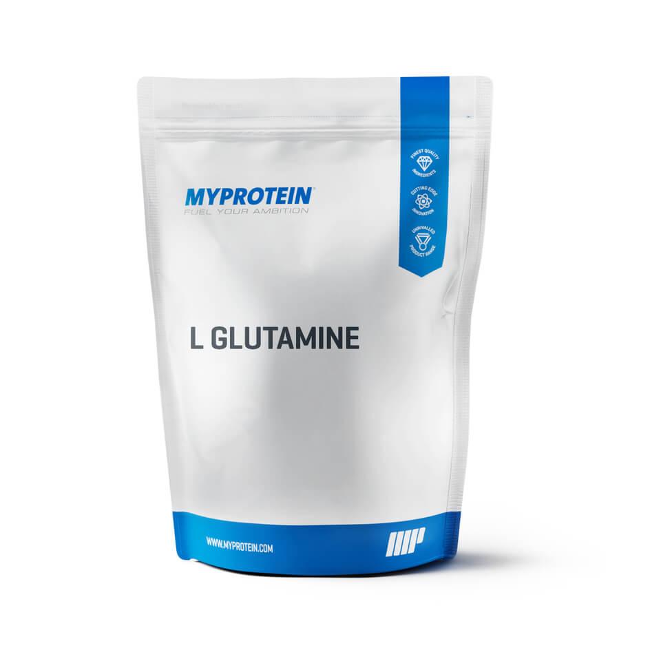 Foto L Glutamine, Lemon and Lime, 1kg Myprotein