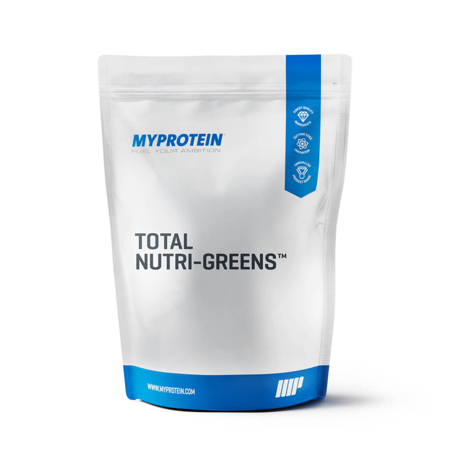 Foto Total Nutri Greens 660g, Tropical Myprotein