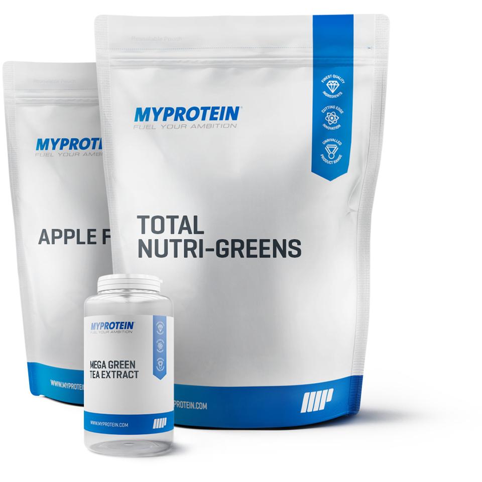 Foto Pacco Alimentazione sana Myprotein