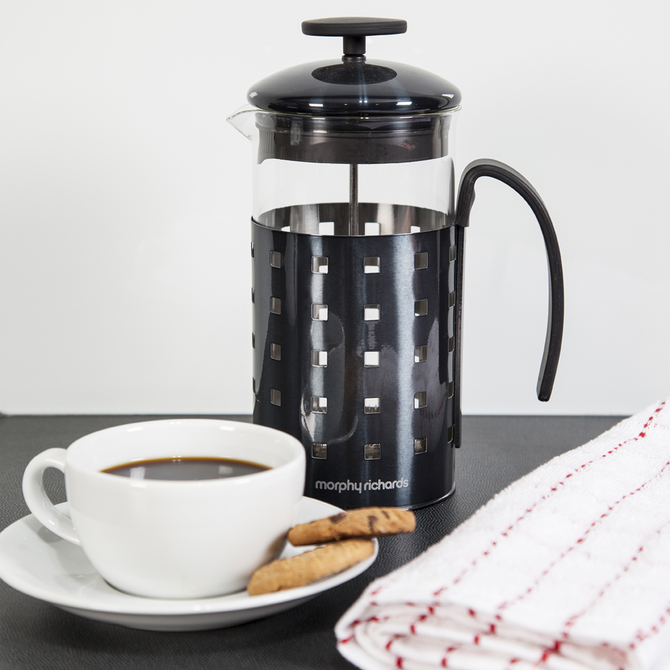 la cafetiere black bunting small insulated porcelain. Black Bedroom Furniture Sets. Home Design Ideas