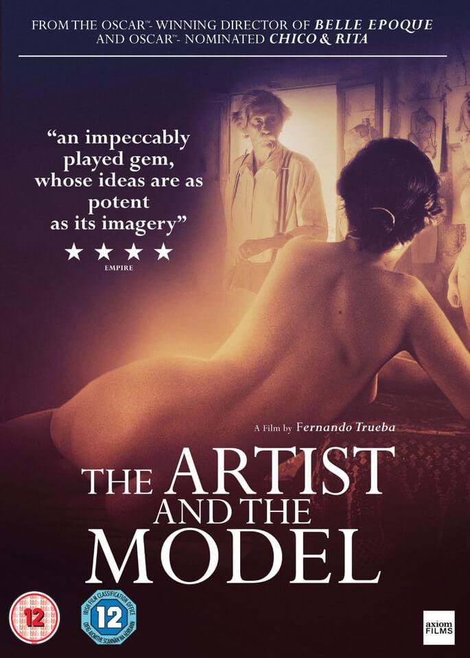 the-artist-the-model