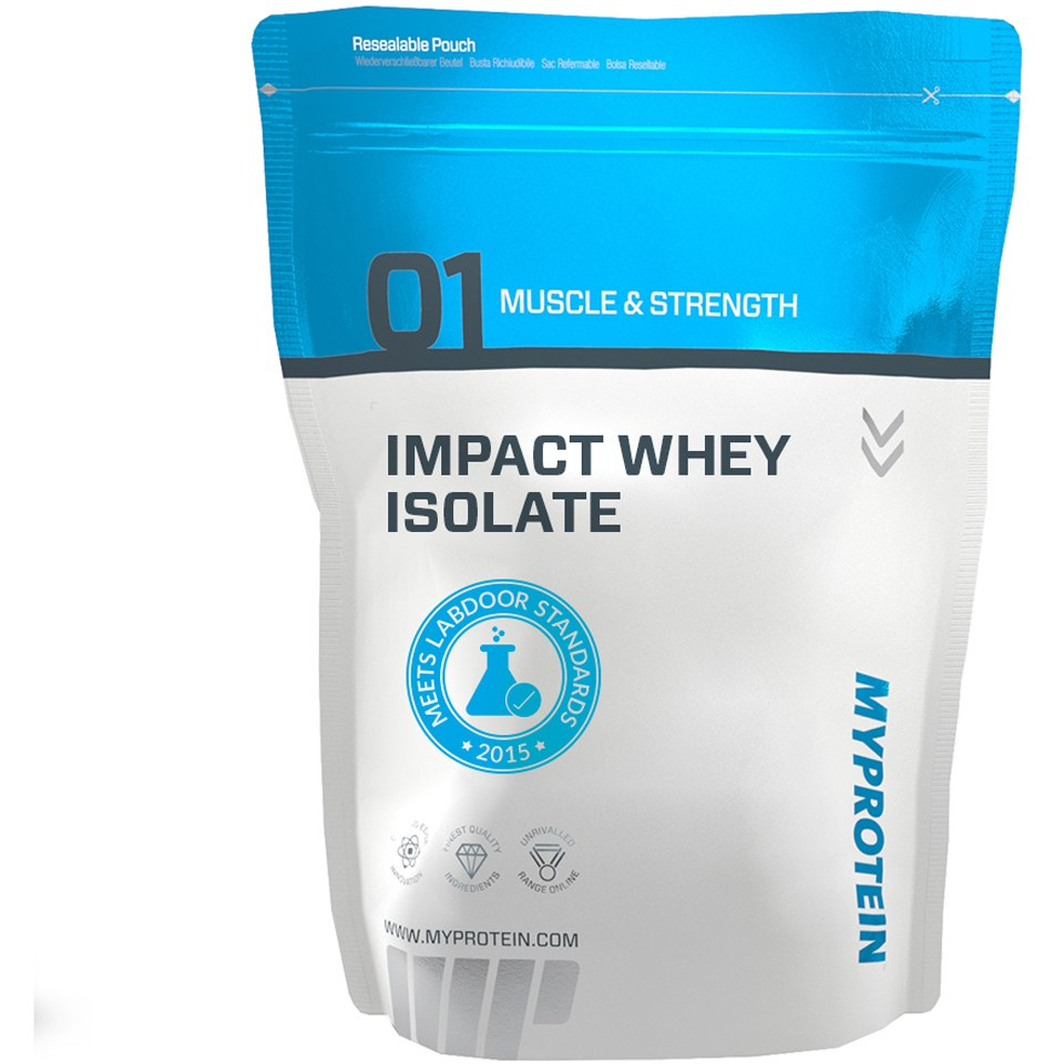 Buy Impact Whey Isolate | Myprotein US