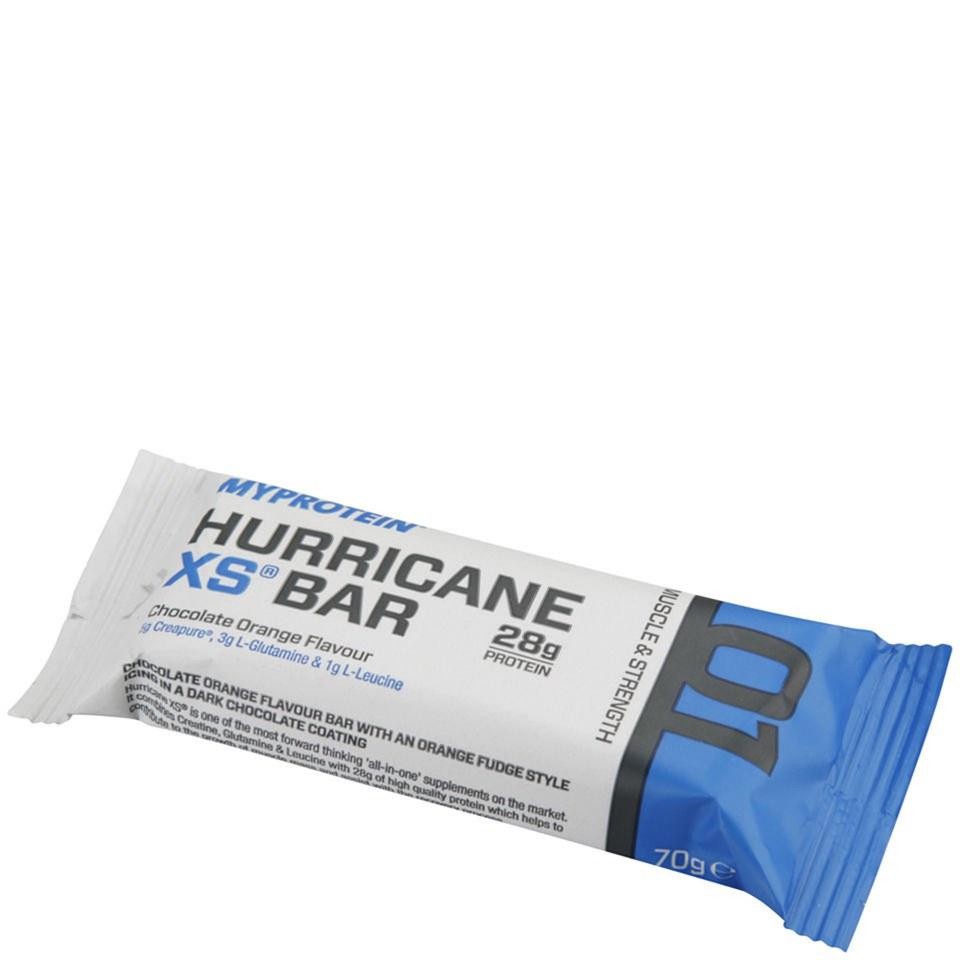 Hurricane XS Bar, Chocolate Orange, Sample