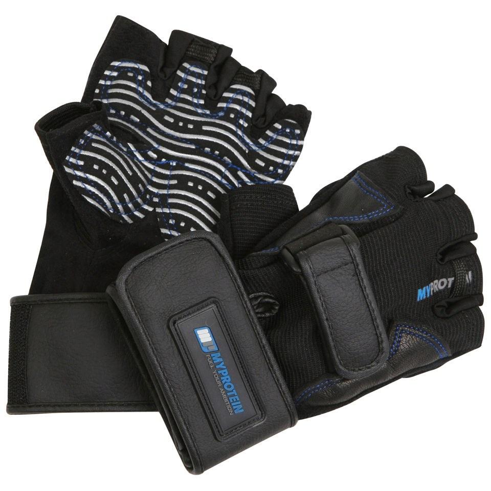 Image of Myprotein Pro Training Gloves - L - Black