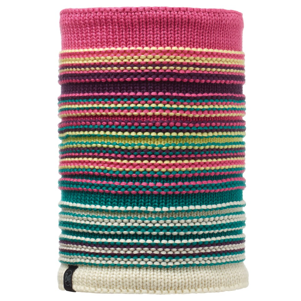 buff-knitted-polar-neper-neckwarmer-magenta