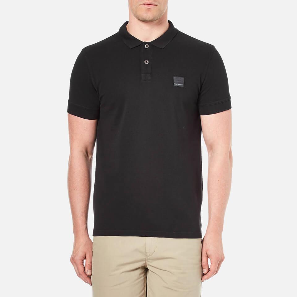 boss-orange-men-pascha-slim-block-branded-polo-shirt-black-s