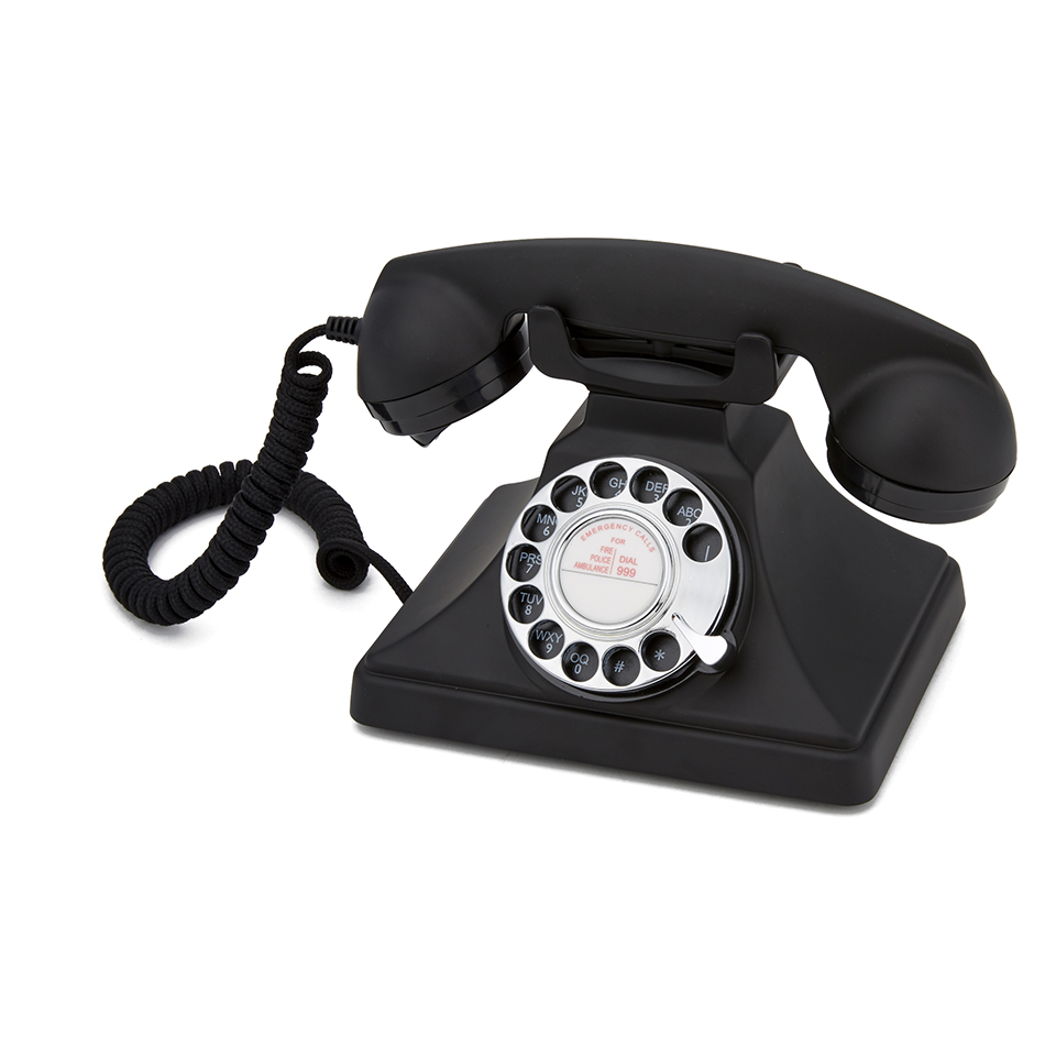 gpo-retro-200-classic-rotary-dial-telephone-black