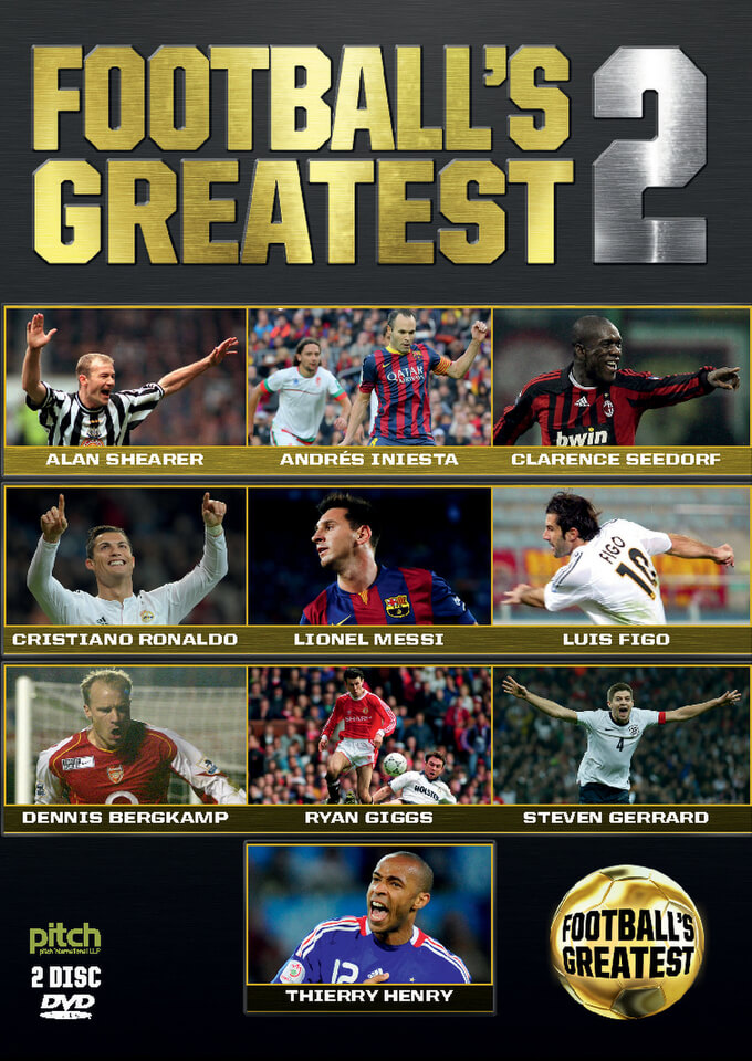 football-s-greatest-ii