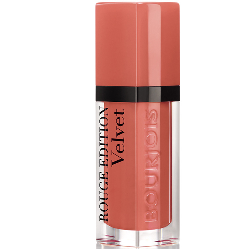 Bourjois Rouge Velvet Lipstick - Ole Flamingo