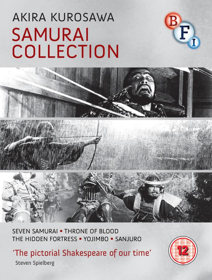 kurosawa-the-samurai-collection