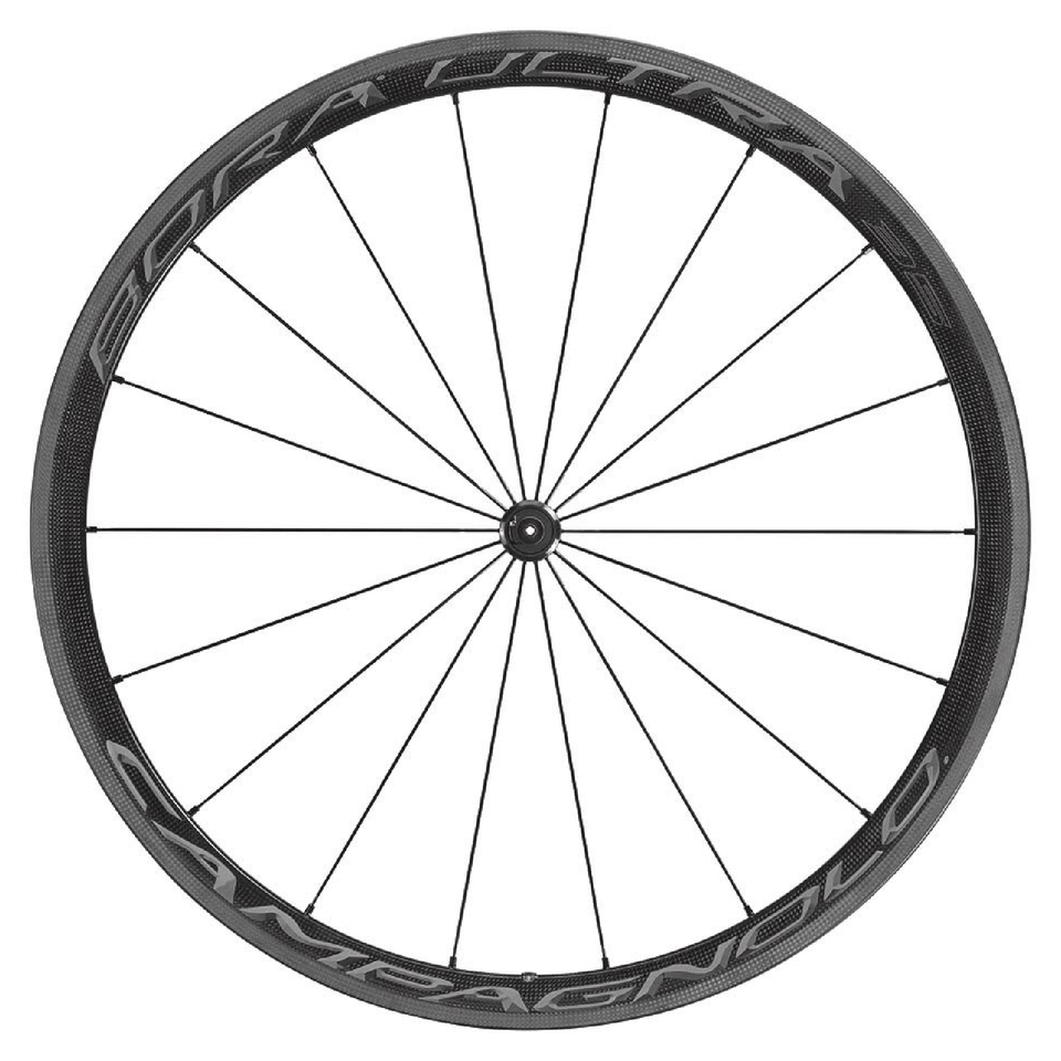 Campagnolo Bora Ultra 35 Tubular Wheelset - Bright Label - Campagnolo