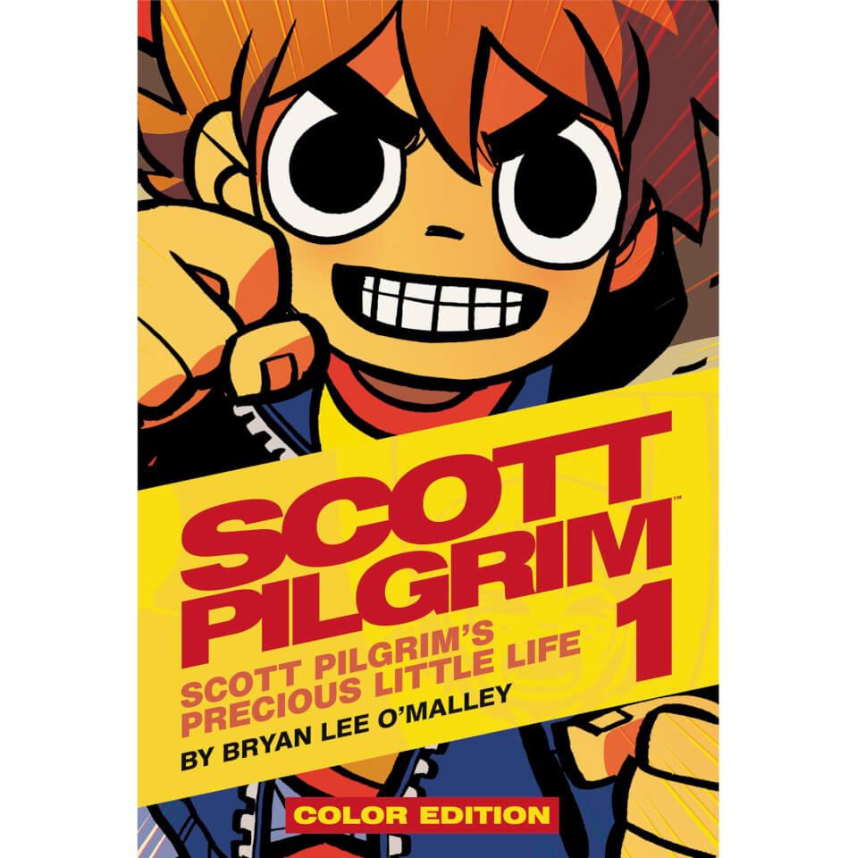 scott-pilgrim-volume-1-color-hardcover-graphic-novel